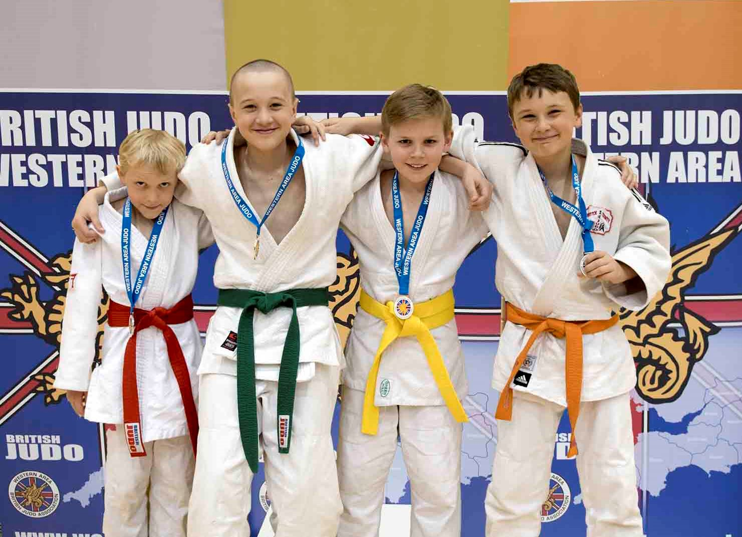Patchway Judo Club - Home Page